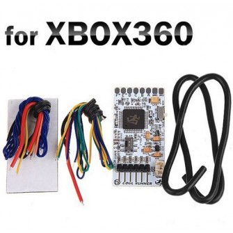 Xecuter Coolrunner Cool Runner Rev.C with Slim Cable& Phat Cable& Coaxial Cable Homemade Chips for Microsoft Xbox360