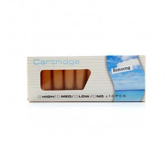 Electronic Cigarette Cartridge Refills (10-Piece Pack)
