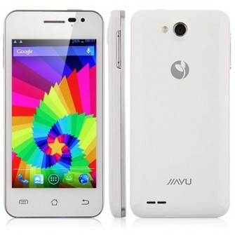 JIAYU G2S Smart Phone Android 4.1 MTK6577T 1.2GHz 1 GB RAM 4-inch IPS QHD Screen 3G GPS- White