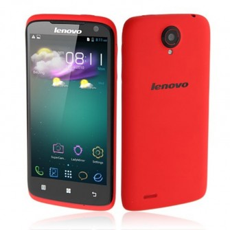 Lenovo S820 Smartphone Android 4.2 MTK6589 3G 4.7-inch HD Screen 13.0 MP Camera