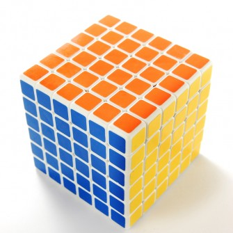 Shengshou  6x6x6 Magic Cube White