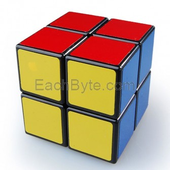 GhostHand 2x2x2 Magic Cube Black