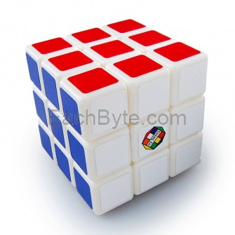 ShengEn FII Speed Cube White