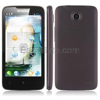 Lenovo A820 Quad Core Smart Phone Android 4.1 MTK6589 4.5-inch Capacitive Screen 8.0 MP Camera,Wi-Fi And GPS