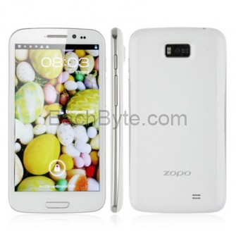 ZOPO Leader ZP900 Smart Phone 5.3-inch IPS Screen Android 4.0 MTK6577 1 GB RAM 3G GPS