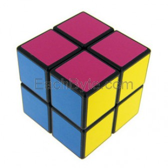 Eastsheen 2x2x2 Magic Rubik's Cube  Black