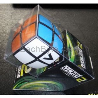V-CUBE 2 Round-Shaped Cube Black