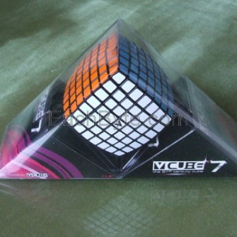 V-Cube 7x7x7 Magic Cube Black