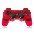 GOi Game Double Shock III Wireless Controller for PS3 Red