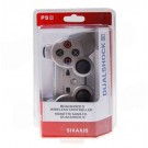DualShock 3 Rechargeable Wireless SIXAXIS Game Controller for PS3 Silver