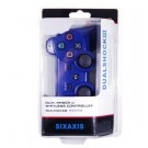 DualShock 3 Rechargeable Wireless SIXAXIS Game Controller for PS3 Blue