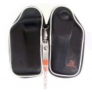 Hard Protective Airform Nunchuck Pouch / Case For Wii With Carrying Strap (Black)
