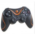Bluetooth Wireless Controller for PS3 - Black & Orange