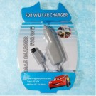 Car Charger For Wii Gray
