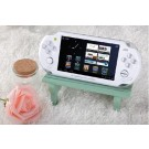 JXD S5110 Game 5 Inch Resistive Screen Android 4.0 Tablet PC 4GB HDMI Camera White
