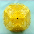 DaYan GemIII Magic Cube Transparent Yellow