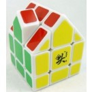 Dayan Bermuda House II Magic Cube White