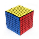 Shengshou 8x8  Black Speed Cube Puzzle Black