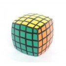 QJ Pillow-shaped 5x5 Magic Cube Black