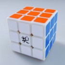 DaYan 4 LunHui 3x3x3 Magic Cube White