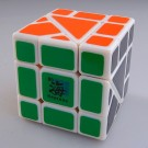 Dayan Bermuda Triangle Magic Cube White (Neptune)