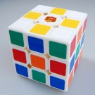 Gan III 3x3x3 Speed Cube with Patented Innovative Octopus Core White