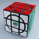 MF8 Dayan Crazy 3x3 Speed Cube Earth Black
