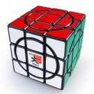 MF8 Dayan Crazy 3x3 Speed Cube Mars Black