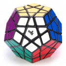 MF8 Megaminx Speed Cube Sticker Black