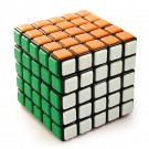 QJ 5x5 Tile Speed Cube Black