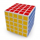 ShengShou 5x5 Magic Cube White