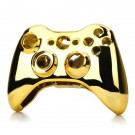 Replacement Wireless Controller Set for XBOX 360 - Golden