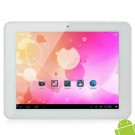 Colorfly CT801 16 GB 8-inch Capacitive Screen Android 4.1 Dual Core Tablet PC w/ Wi-Fi / Camera - Silver