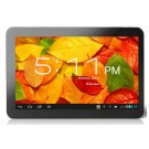 Freelander PD900 10.1-inch Capacitive Screen Android 4.1 Quad Core Tablet PC w/ TF / Wi-Fi - Silver