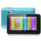 IPPO M7 7-inch Android 4.2.2 Dual Core A20 1.2GHz Tablet PC with Wi-Fi, HDMI & Capacitive Touch (4 GB) (Blue)