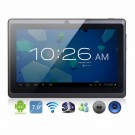 Yeahpad PILLBOX7 7-inch Capacitive Screen Android 4.0 Tablet PC w/ TF / Wi-Fi / Camera - Black
