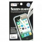 Screen Protector/Guards + Cleaning Cloth for Amazon Kindle 3