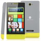 Cubot C9 Smart Phone Android 2.3 OS SC6820 1.0GHz 4-inch 3.0 MP Camera- Green&Grey