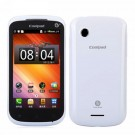 Coolpad 8070 3G Smart Phone 4-inch 800x480 1024MHz CPU Android OS 2.3 GSM/TD-SCDMA -Black /White