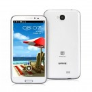 G'FIVE G9 5.7-inch Capacitive HD 1280x720 Android 4.2 Quad Core MTK6589 1.2GHz 3G Smartphone Phablet Android Phone with Wi-Fi, 8.0 MP Camera & GPS (1 GB RAM & 4 GB ROM) (White)