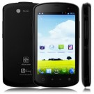 Haier W718 IP67 Smart Phone Android 4.0 MTK6575 1.0GHz 3G GPS 4-inch- Black