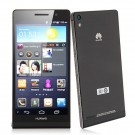 Huawei Ascend P6 Quad Core Smartphone 2G RAM Android 4.2 4.7-inch HD Screen 6.18mm Ultrathin OTG