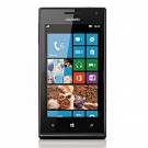 Huawei W1 Windows Phone 8 MSM8230 Dual Core 512 MB/4 GB GPS Dual Camera 4-inch IPS Screen 3G Smartphone (Black)