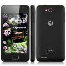JIAYU G2 Dual Core Smart Phone 1 GB RAM 4-inch IPS Screen Android 4.0 MTK6577 3G GPS- Black
