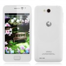 JIAYU G2 Smart Phone 4-inch IPS Screen Android 4.0 MTK6575 1.0GHz 1 GB RAM- White