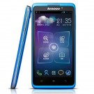 Lenovo LePhone S890 Smart Phone 5-inch IPS QHD Screen Android 4.0 MTK6577 Dual Core 1G RAM 3G GPS 8.0 MP Camera- Blue