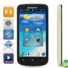 Lenovo A800 Android 4.0 WCDMA Bar Phone w/ 4.5-inch Capacitive Screen, Wi-Fi And GPS