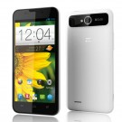 ZTE V987 Quad Core Android 4.1.2 WCDMA Smartphone w/ 5-inch IPS, WIFI And GPS - White + Black