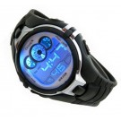 OHSEN Digital Boys Sports Watch Date Alarm Stopwatch with 6 Color Backlights
