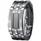 Mens LED Waterproof Watch Skmei Classic Creative Fashion Wrist Watches Lovers Sk-020